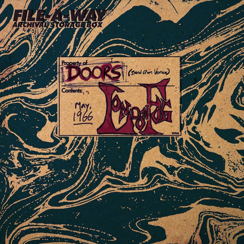 "The Doors | London Fog 1966 | 10"" LP + CD"