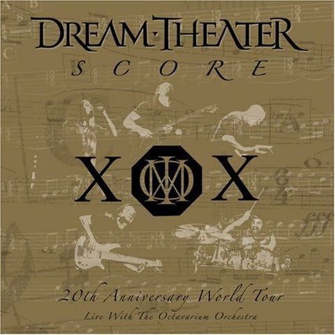 Dream Theater | Score [Import] | 180g Vinyl 4LP