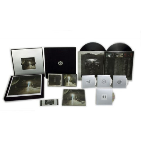 Dream Theater | Black Clouds & Silver Linings | Deluxe Edition 180g Vinyl 2LP, 3CD, DVD Box Set