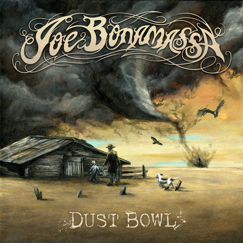 Joe Bonamassa | Dust Bowl | 180 Gram 2 LP