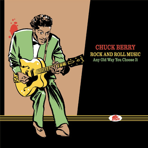 Chuck Berry | Rock & Roll Music-Any Old Way You Choose It | 16xCD Box Set