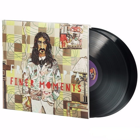 Frank Zappa | Finer Moments | Vinyl 2LP