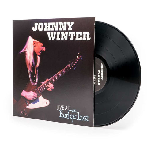 Johnny Winter | Live Rockpalast 1979  | Vinyl LP 180 Gram