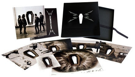 Metallica | Death Magnetic | Deluxe Edition 45RPM 5LP Box Set