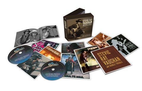 Stevie Ray Vaughan | The Complete Epic Albums Collection | 12 CD Box Set