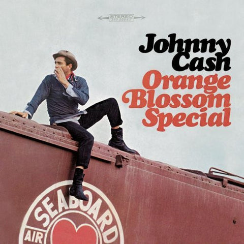 Johnny Cash | Orange Blossom Special | 200g Vinyl LP (Remastered)