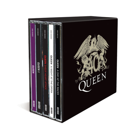 Queen | Queen 40 Limited Edition Collectors Box Vol. 1 | CD Set
