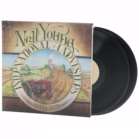 Neil Young | A Treasure | 140g Vinyl 2LP