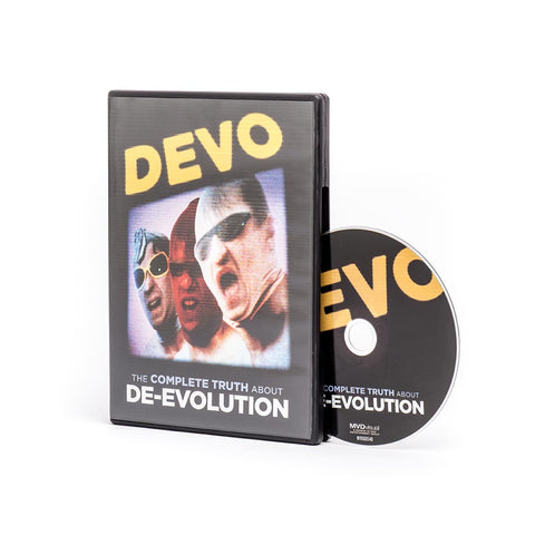 DEVO | The Complete Truth About De-Evolution | DVD