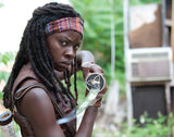 The Walking Dead | Michonne Hardcover Ruled Journal