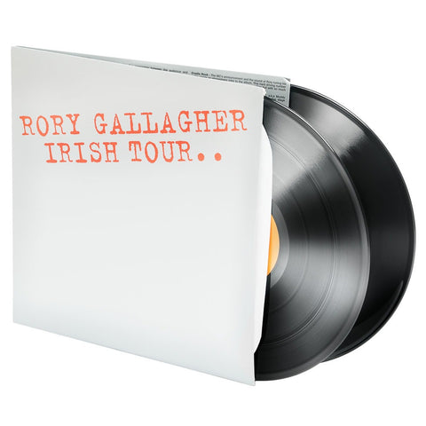 Rory Gallagher | Irish Tour '74 | Vinyl 2LP