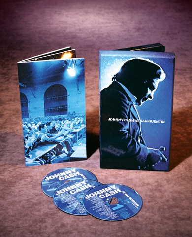 Johnny Cash | At San Quentin | CD Set