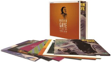 Marvin Gaye | Volume Two 1966 - 1970  | 8 LP Box