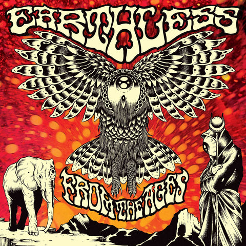 Earthless | From the Ages | 180g Vinyl LP (Colored Vinyl)