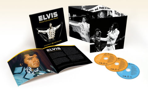 Elvis Presley | Prince from Another Planet | CD Set