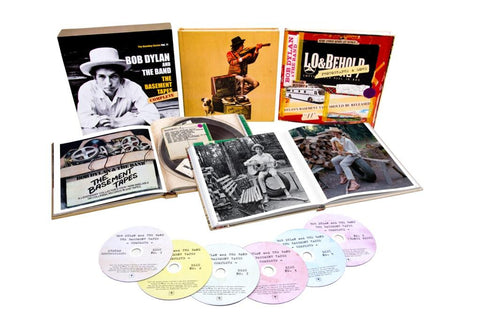 Bob Dylan & The Band | The Basement Tapes Complete: The Bootleg Series Vol. 11  | CD Box