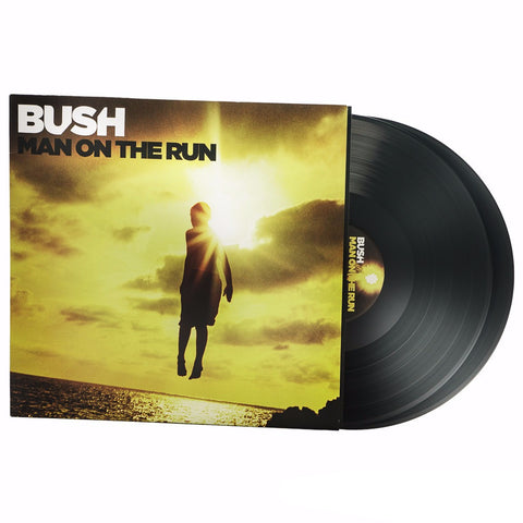 Bush | Man on the Run | 180g Vinyl 2LP