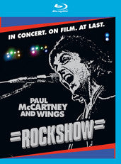 Paul McCartney and Wings | Rockshow | Blu-ray or DVD