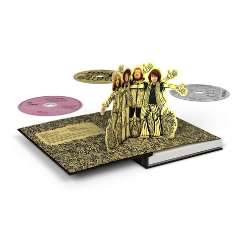 Jethro Tull | Stand Up: The Elevated Edition | 2 CD + 1 DVD + Pop-Up Book Box Set