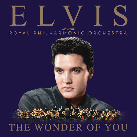 Elvis Presley w/ The Royal Philharmonic Orchestra | The Wonder of You | 2xLP