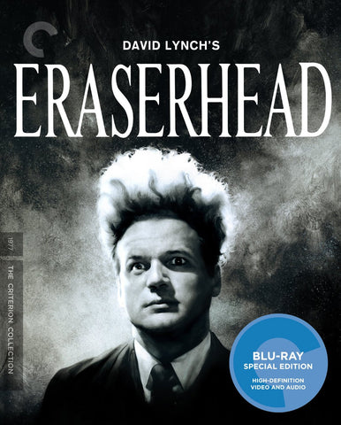 David Lynch | Eraserhead Criterion Collection | Multiple Formats