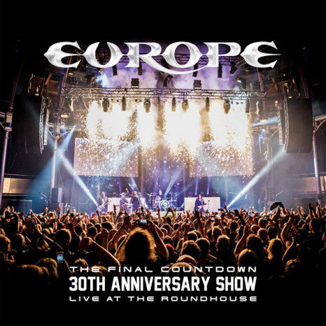 Europe | The Final Countdown: 30th Anniversary Show (Live At The Roundhouse) | Deluxe Vinyl Box Set