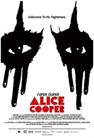 Alice Cooper | Super Duper Alice Cooper | Blu-ray or DVD