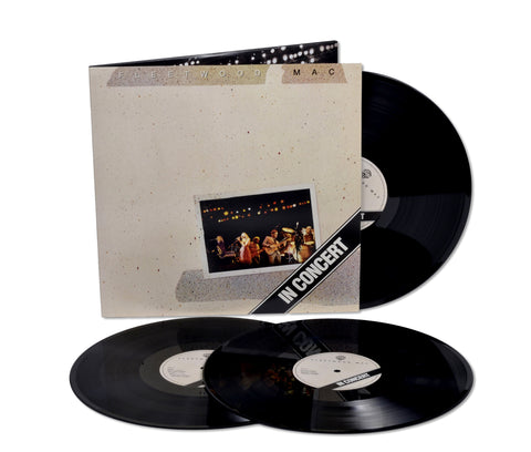 Fleetwood Mac | In Concert | 180g Vinyl 3LP Set