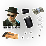 Breaking Bad | I Am The Danger Walter White