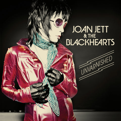Joan Jett & the Blackhearts | Unvarnished | Vinyl LP