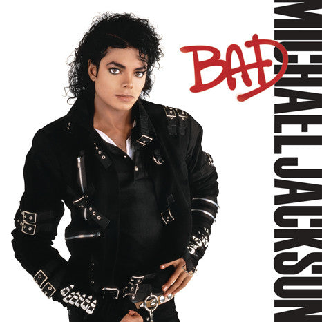 Michael Jackson | Bad | 180g Vinyl LP - 2016 Reissue