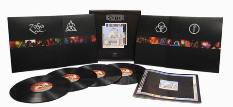 Led Zeppelin | The Song Remains the Same | 180g Vinyl 4LP Box Set
