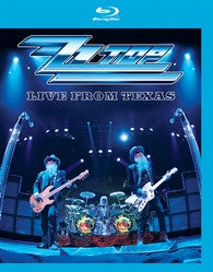 ZZ Top | Live from Texas | Blu-ray