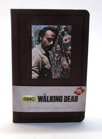 The Walking Dead | Rick Grimes Hardcover Journal