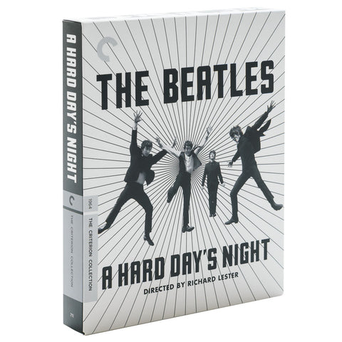 The Beatles | A Hard Day's Night (Criterion Collection) | Blu-ray or DVD