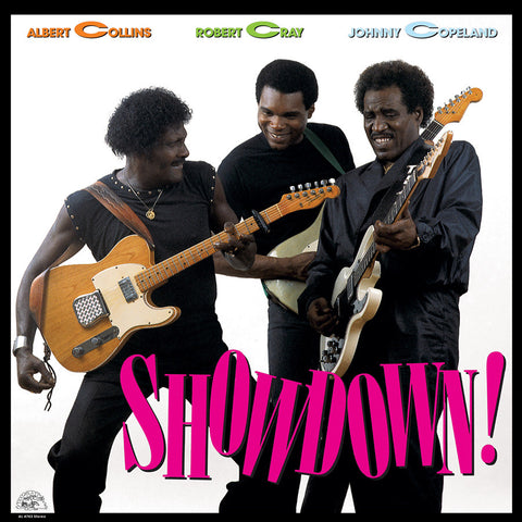 Albert Collins, Robert Cray, Johnny Copeland | Showdown! | 180g Vinyl LP