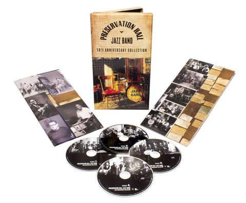Preservation Hall Jazz Band | 50th Anniversary Collection | CD Set