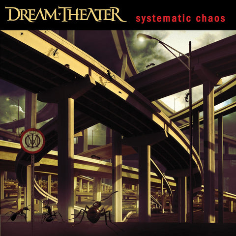 Dream Theater | Systematic Chaos | 180g Vinyl 2LP