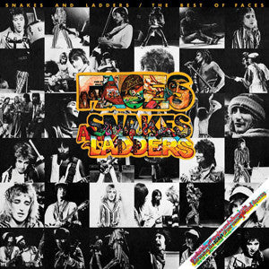 Faces | Snakes And Ladders: The Best of Faces | 180g Vinyl LP