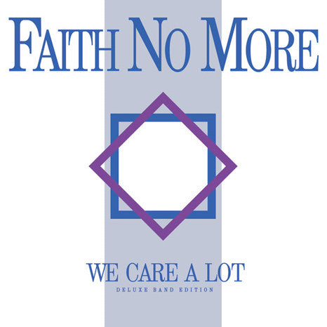Faith No More | We Care a Lot | Deluxe Edition 180g Vinyl 2LP