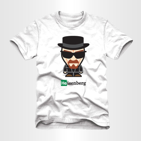 Breaking Bad | Heisenberg Cartoon | T-shirt