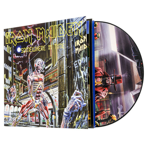 Iron Maiden | Somewhere in Time | Vinyl LP Picture Disc