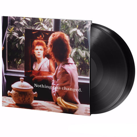 David Bowie | Nothing Has Changed: The Definitive Collection (1964-2014) | 180g Deluxe Vinyl 2LP