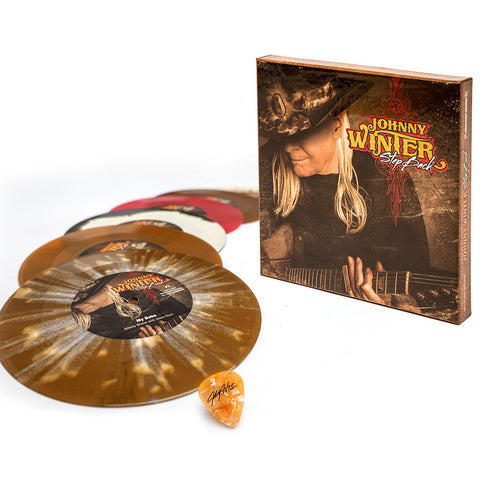 Johnny Winter | Step Back  | Box Set