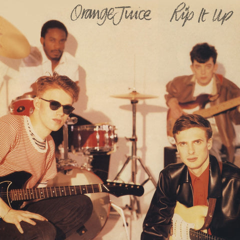 Orange Juice | Rip It Up | Vinyl LP