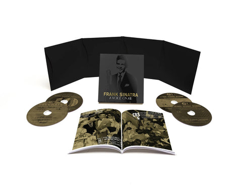 Frank Sinatra | A Voice On Air (1935-1955) | CD Set