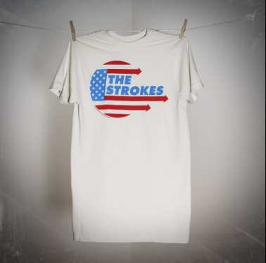 The Strokes | Flag T-shirt