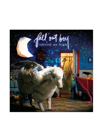 Fall Out Boy | Infinity On High | 180g Vinyl 2 x LP
