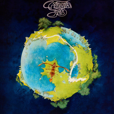 Yes | Fragile | 180g Vinyl LP