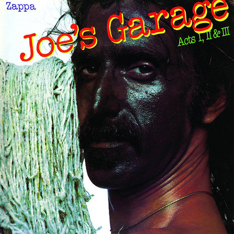 Frank Zappa | Joe's Garage | 180g Vinyl 3LP